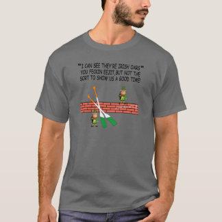 Funny Irish leprechauns T-Shirt
