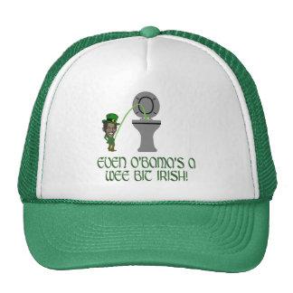Funny Irish Obama Hats