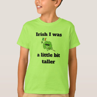 Funny Irish Shamrock St. Saint Patrick's Day Shirt