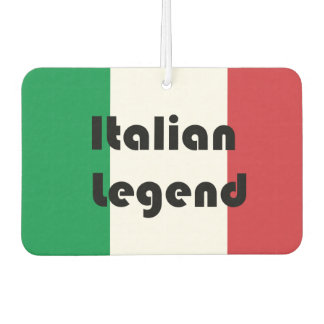 Funny Italian Car Air Freshener