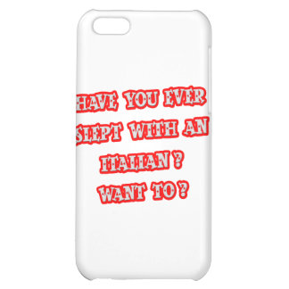 Funny Italian Pick-Up Line iPhone 5C Covers