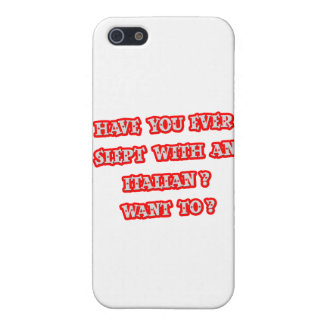Funny Italian Pick-Up Line Cases For iPhone 5