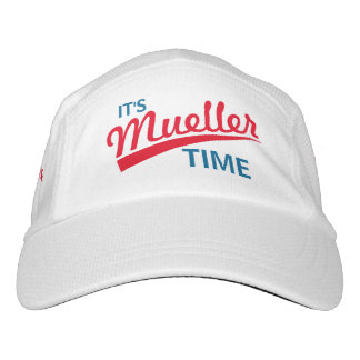 "Funny ""It's Mueller Time"" Hat"