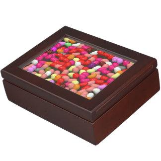 funny Jelly Mix Keepsake Box