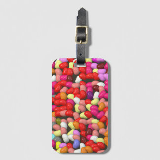 funny Jelly Mix Luggage Tag