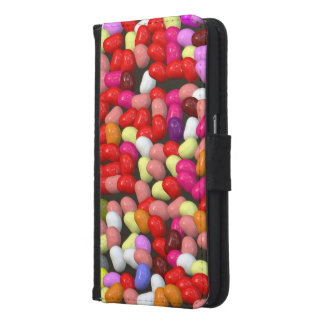 funny Jelly Mix Samsung Galaxy S6 Wallet Case