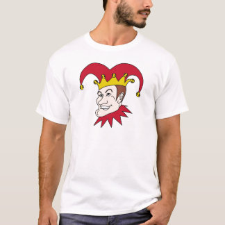 Funny Jester T-Shirt