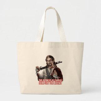 Funny jesus bag