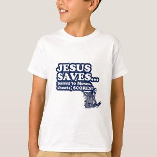 Funny Jesus Hockey Shirts