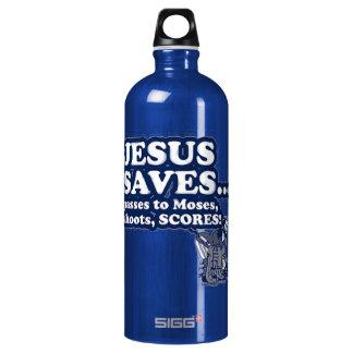 Funny Jesus Hockey SIGG Traveller 1.0L Water Bottle