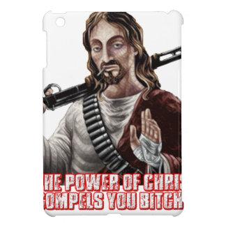 Funny jesus cover for the iPad mini