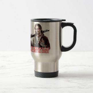 Funny jesus mug