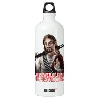 Funny jesus SIGG traveller 1.0L water bottle