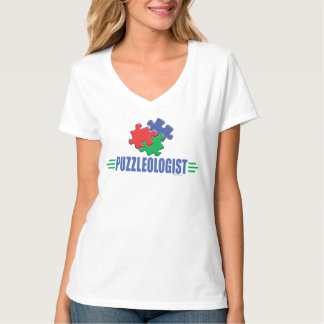 Funny Jigsaw Puzzle T-Shirt