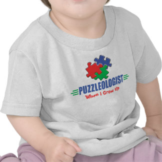 Funny Jigsaw Puzzle T-shirts