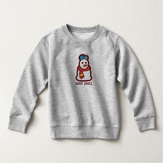 Funny Just Chill Snowman | Sweatshirt