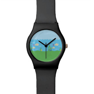 Funny Just Keep Swimming Underwater Ocean Fish Watch