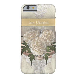 Funny Just Married Bride iPhone 5 Covers