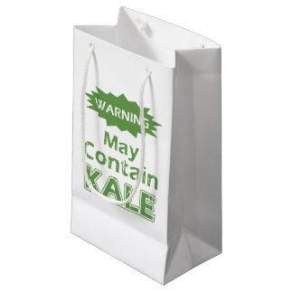 Funny Kale Gift Bag