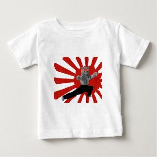 funny karate kitten tshirts