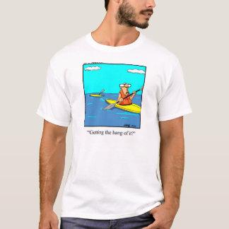 Funny Kayak Humor Tee Shirt