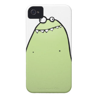 Funny Kids iPhone 4 4s Case Sleeve Design - Booger