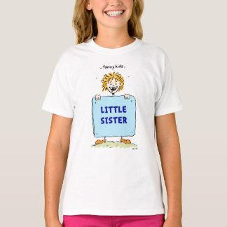Funny Kids Little Sister T-shirt