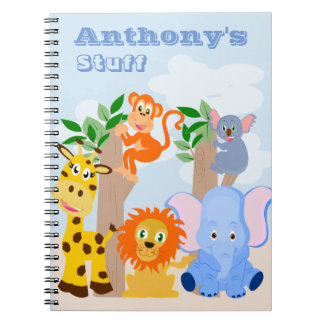 FUNNY KIDS NOTE BOOK