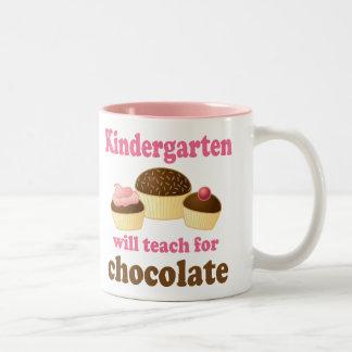 Funny Kindergarten Teacher Mug