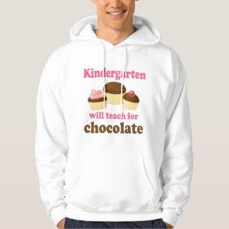 Funny Kindergarten Teacher Sweatshirt
