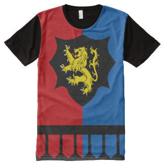 Funny ~ Knight in Shining Armor All-Over Print T-Shirt