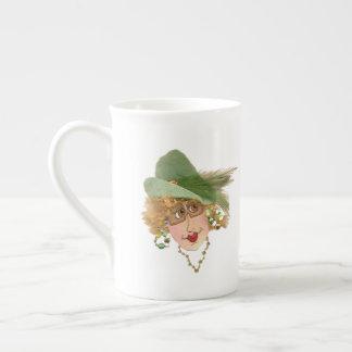 Funny Lady Loving Retirement Tea Cup