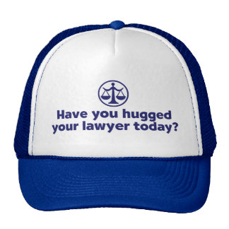 Funny Lawyer Cap
