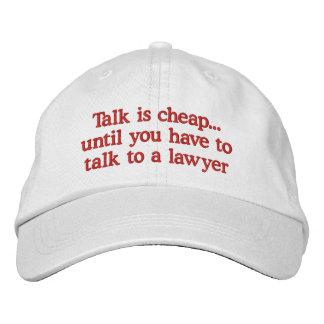 Funny Lawyer Hats Baseball Cap