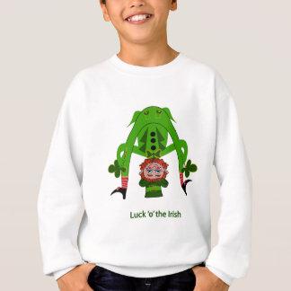 Funny Leprechaun Sweatshirt