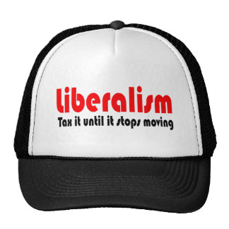 Funny Liberalism Hat