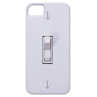 Funny Light Switch iPhone 5 Case