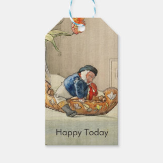 Funny Little Fellow Gift Tags