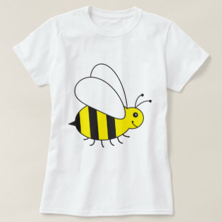 Funny Little Honey Bee Cute T-Shirt