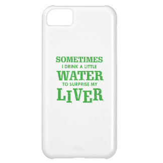 Funny Liver designs iPhone 5C Case