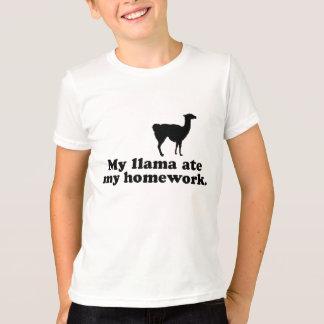 Funny Llama Tshirt