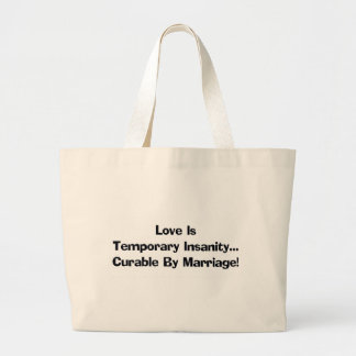 Funny Love Is T-shirts Gifts Bag