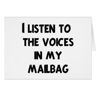 Funny Mail Carrier T-shirts and Gifts Cards