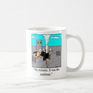 Funny Mailman Mug