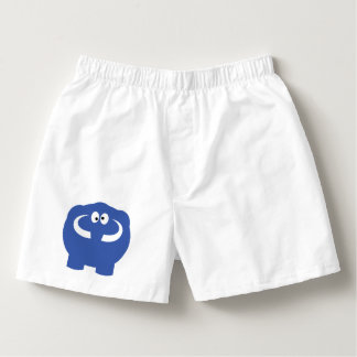 Funny mammoth life. boxers