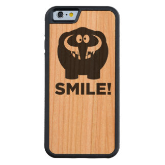 Funny mammoth life. cherry iPhone 6 bumper