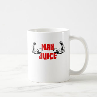 Funny Man Juice Coffee Mug