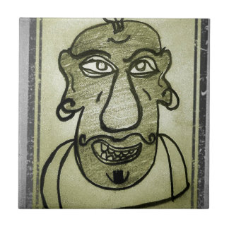 Funny Man Tile