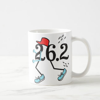 Funny Marathon Runner 26.2 - Gifts for Runners Coffee Mugs