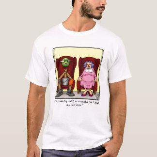 Funny Marriage Humor Tee Shirt